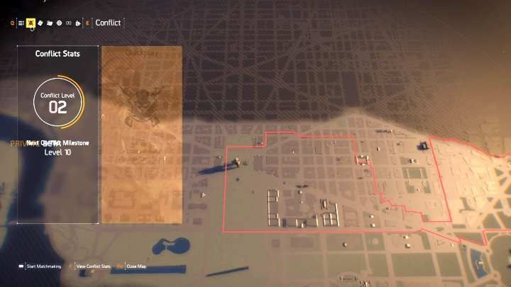 Skirmish and Domination mode in The Division 2 - The Division 2