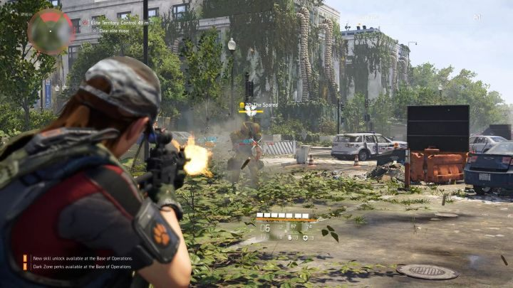 The only way to defeat armored enemies is to focus your attacks at a specific body part to break the armor. - Combat Guide to Division 2 - Gameplay basics - The Division 2 Guide