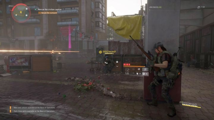 Proper usage of terrain obstacles for cover is crucial. - Combat Guide to Division 2 - Gameplay basics - The Division 2 Guide