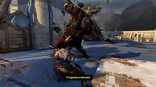 too tomb raider