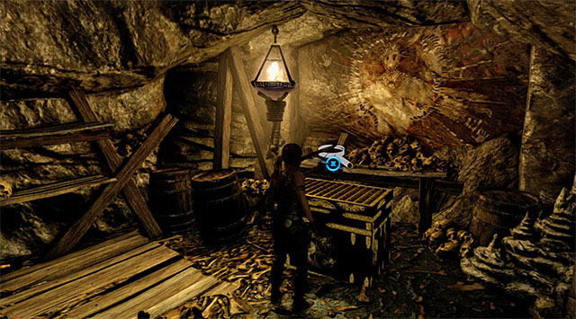 Finally, enter the treasure chest room - Stormguard Sanctum | Optional Tombs: Summit Forest - Summit Forest | Optional Tombs - Tomb Raider Game Guide