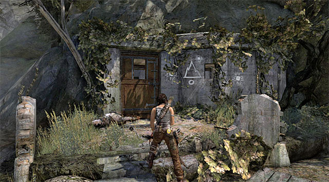 Entrance coordinates: [712521 - The Flooded Vault - Optional Tombs: Shipwreck Beach - Tomb Raider - Game Guide and Walkthrough