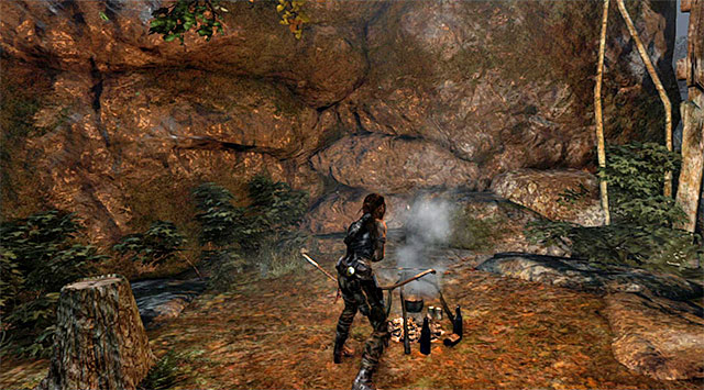 BASE CAMP 1/3 - SUMMIT MARSH - Campsites | Collectibles: Summit Forest - Collectibles: Summit Forest - Tomb Raider Game Guide
