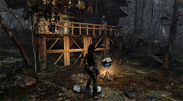 BASE CAMP 3/3 - HUNTING LODGE - Campsites | Collectibles: Summit Forest - Collectibles: Summit Forest - Tomb Raider Game Guide
