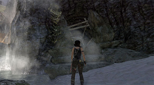 GPS CACHE 8/15 - GPS Caches (08-15) | Collectibles: Shipwreck Beach - Collectibles: Shipwreck Beach - Tomb Raider Game Guide