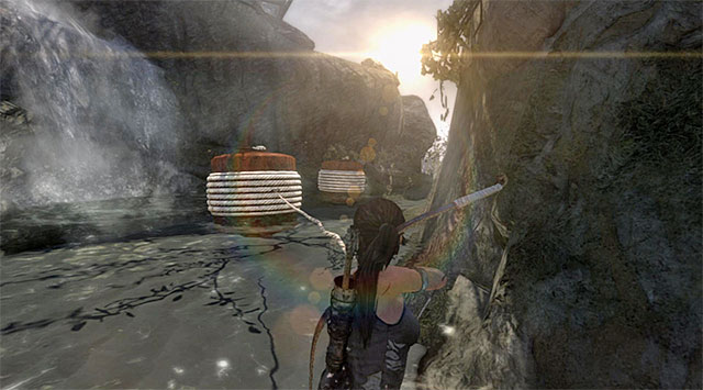 CAIRN 1/5 - Cairn Raider - Collectibles: Shipwreck Beach - Tomb Raider - Game Guide and Walkthrough