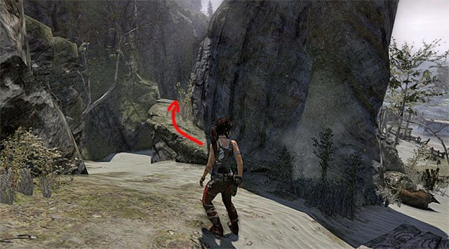 CAIRN 3/5 - Cairn Raider - Collectibles: Shipwreck Beach - Tomb Raider - Game Guide and Walkthrough