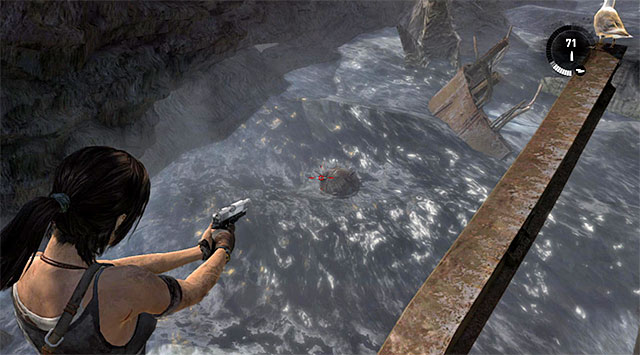 MINE 6/10 - Mine Sweeper | Collectibles: Shipwreck Beach - Collectibles: Shipwreck Beach - Tomb Raider Game Guide