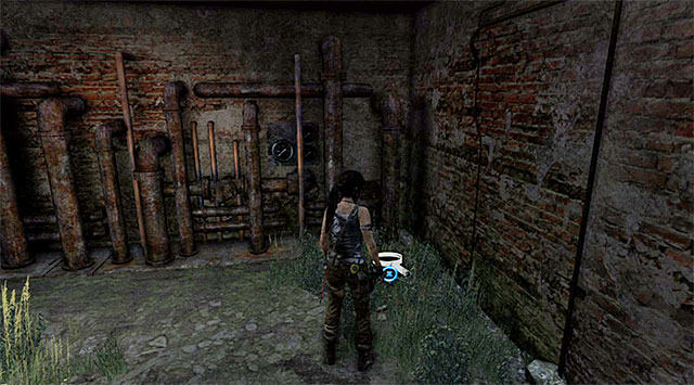 GPS CACHE 2/5 - GPS Caches | Collectibles: Cliffside Bunker - Collectibles: Cliffside Bunker - Tomb Raider Game Guide