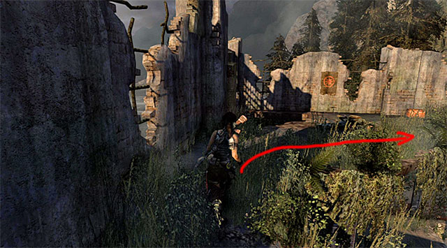 GPS CACHE 3/5 - GPS Caches | Collectibles: Cliffside Bunker - Collectibles: Cliffside Bunker - Tomb Raider Game Guide