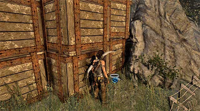 GPS CACHE 4/5 - GPS Caches | Collectibles: Cliffside Bunker - Collectibles: Cliffside Bunker - Tomb Raider Game Guide
