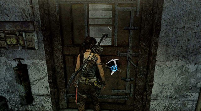 GPS CACHE 2/3 - GPS Caches | Collectibles: Research Base - Collectibles: Research Base - Tomb Raider Game Guide