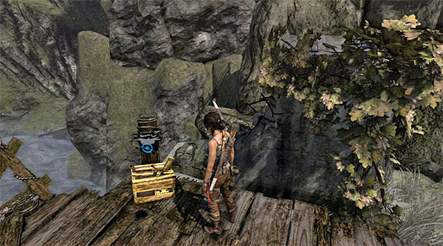 Salvage points act as currency in the game, because they are spent to buy upgrades described later in this chapter - Obtaining salvage points | Laras equipment - Laras equipment - Tomb Raider Game Guide
