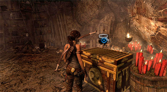 Youll find the treasure chest in the last area - Chamber of Judgment | Optional Tombs: Shantytown - Shantytown | Optional Tombs - Tomb Raider Game Guide