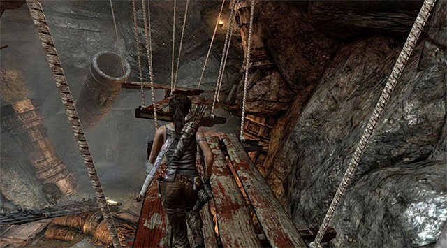 Head back to the entrance - Chamber of Judgment | Optional Tombs: Shantytown - Shantytown | Optional Tombs - Tomb Raider Game Guide