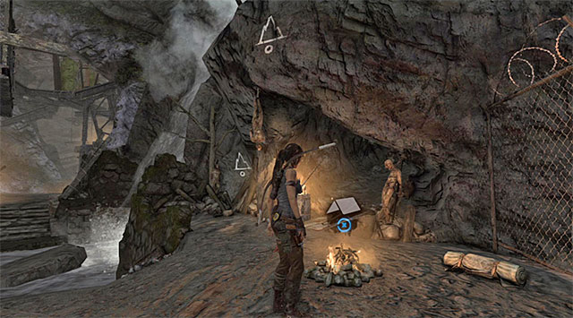 CAMPSITE 4/6 - WINDMILL - Campsites | Collectibles: Shantytown - Collectibles: Shantytown - Tomb Raider Game Guide