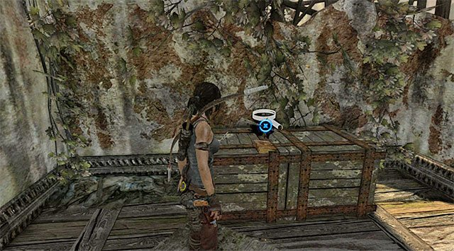 Enter a small room - Documents | Collectibles: Shantytown - Collectibles: Shantytown - Tomb Raider Game Guide