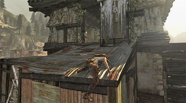 RELIC 1/7 - INRO - DECORATIVE INRO - Relics | Collectibles: Shantytown - Collectibles: Shantytown - Tomb Raider Game Guide