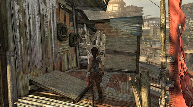 RELIC 2/7 - ANIMAL ILLUMINATION STATUERY - JADE HORSE - Relics | Collectibles: Shantytown - Collectibles: Shantytown - Tomb Raider Game Guide