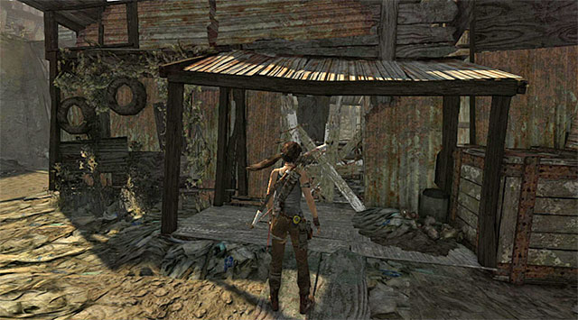 RELIC 3/7 - INRO - METAL INRO - Relics | Collectibles: Shantytown - Collectibles: Shantytown - Tomb Raider Game Guide
