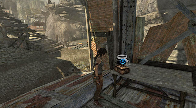 RELIC 5/7 - INRO - COMMANDERS INRO - Relics | Collectibles: Shantytown - Collectibles: Shantytown - Tomb Raider Game Guide