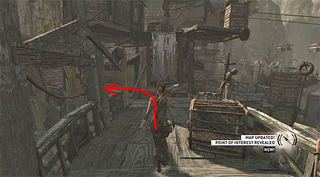 RELIC 6/7 - INRO - SCRIBES INRO - Relics | Collectibles: Shantytown - Collectibles: Shantytown - Tomb Raider Game Guide