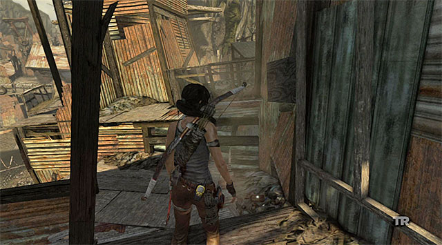 GPS CACHE 1/15 - GPS Caches (01-07) | Collectibles: Shantytown - Collectibles: Shantytown - Tomb Raider Game Guide
