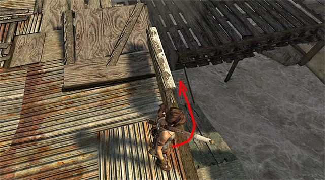 GPS CACHE 6/15 - GPS Caches (01-07) | Collectibles: Shantytown - Collectibles: Shantytown - Tomb Raider Game Guide