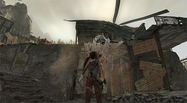 EFFIGY 3/5 - Laid to Rest | Collectibles: Shantytown - Collectibles: Shantytown - Tomb Raider Game Guide