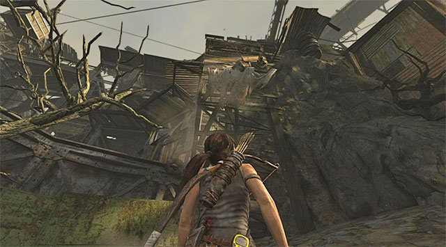 EFFIGY 4/5 - Laid to Rest | Collectibles: Shantytown - Collectibles: Shantytown - Tomb Raider Game Guide