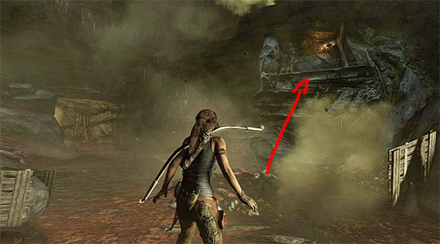 RELIC 1/3 - CEREMONIAL FANS - FUNERAL FAN - Relics | Collectibles: Geothermal Caverns - Collectibles: Geothermal Caverns - Tomb Raider Game Guide