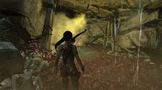 SACK 2/6 - Firestarter - Collectibles: Geothermal Caverns - Tomb Raider - Game Guide and Walkthrough