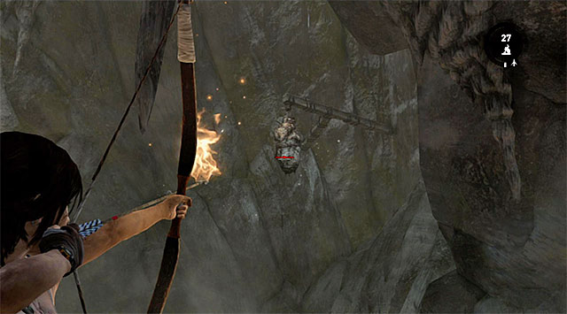 SACK 5/6 - Firestarter - Collectibles: Geothermal Caverns - Tomb Raider - Game Guide and Walkthrough