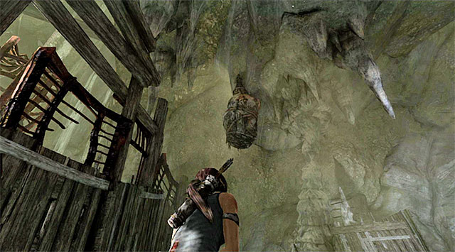 SACK 6/6 - Firestarter - Collectibles: Geothermal Caverns - Tomb Raider - Game Guide and Walkthrough