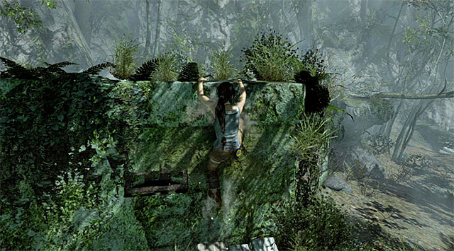 Start by checking out the bunker outlined in the distance; this will get you Arrows - Find a Weapon to Hunt Deer | 4: Woman Versus Wild Walkthrough - 4: Woman Versus Wild | Walkthrough - Tomb Raider Game Guide