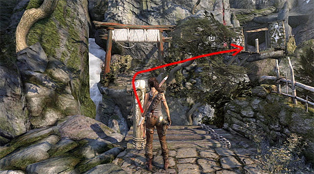 Entrance coordinates: [712502 - Hall of Ascension - Optional Tombs: Mountain Village - Tomb Raider - Game Guide and Walkthrough
