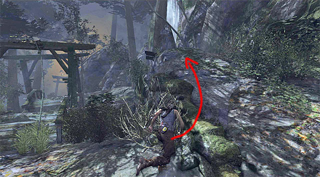 Treasure Maps | Collectibles: Coastal Forest - Tomb Raider ...