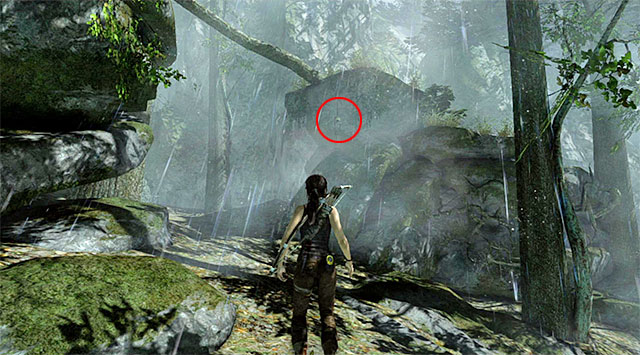 TOTEM 5/10 - Ghost Hunter | Collectibles: Coastal Forest - Collectibles: Coastal Forest - Tomb Raider Game Guide