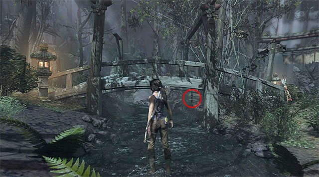 TOTEM 7/10 - Ghost Hunter | Collectibles: Coastal Forest - Collectibles: Coastal Forest - Tomb Raider Game Guide