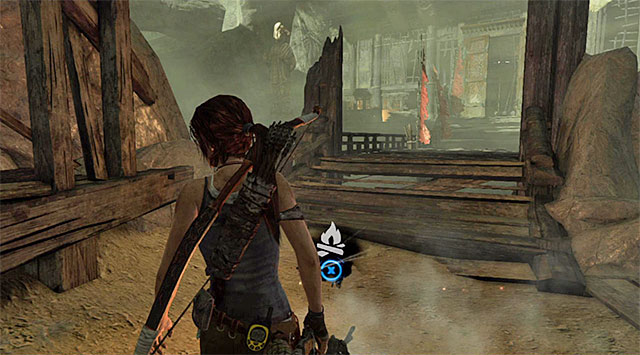CAMPSITE 4/5 - HALL OF ASCENSION - Campsites | Collectibles: Mountain Village - Collectibles: Mountain Village - Tomb Raider Game Guide