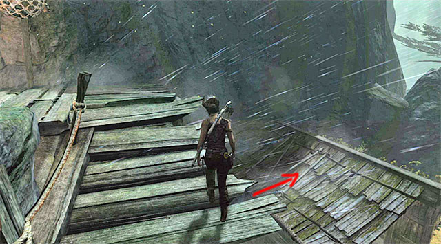 GPS CACHE 8/15 - GPS Caches (08-15) | Collectibles: Mountain Village - Collectibles: Mountain Village - Tomb Raider Game Guide