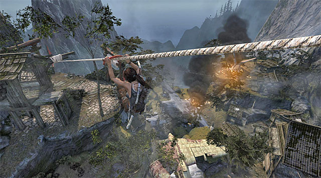 GPS CACHE 9/15 - GPS Caches (08-15) | Collectibles: Mountain Village - Collectibles: Mountain Village - Tomb Raider Game Guide