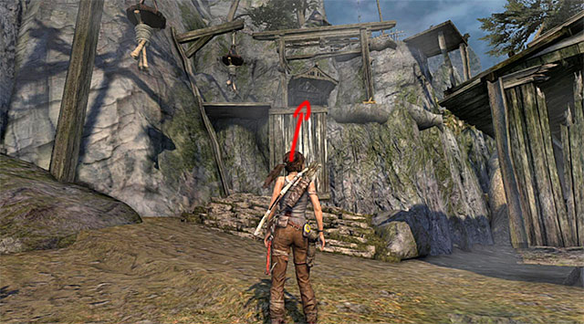 GPS CACHE 10/15 - GPS Caches (08-15) | Collectibles: Mountain Village - Collectibles: Mountain Village - Tomb Raider Game Guide