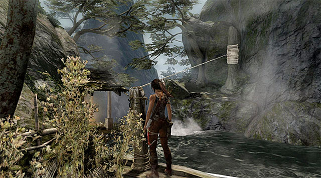 GPS CACHE 13/15 - GPS Caches (08-15) | Collectibles: Mountain Village - Collectibles: Mountain Village - Tomb Raider Game Guide