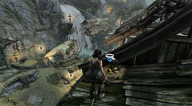 EGG POACHER 1/5 - Egg Poacher | Collectibles: Mountain Village - Collectibles: Mountain Village - Tomb Raider Game Guide