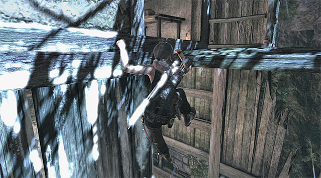 EGG POACHER 2/5 - Egg Poacher | Collectibles: Mountain Village - Collectibles: Mountain Village - Tomb Raider Game Guide