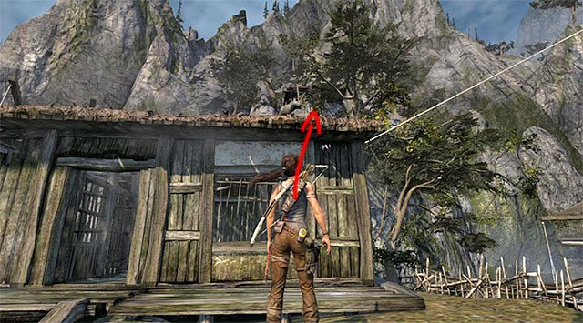 EGG POACHER 3/5 - Egg Poacher | Collectibles: Mountain Village - Collectibles: Mountain Village - Tomb Raider Game Guide
