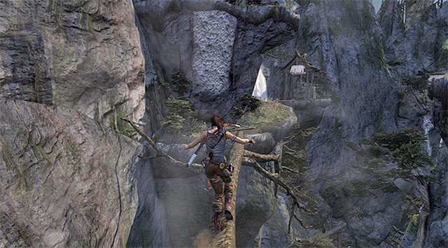 EGG POACHER 4/5 - Egg Poacher | Collectibles: Mountain Village - Collectibles: Mountain Village - Tomb Raider Game Guide