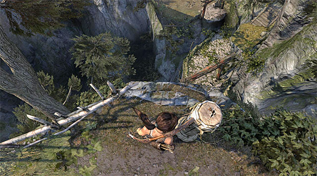 EGG POACHER 5/5 - Egg Poacher | Collectibles: Mountain Village - Collectibles: Mountain Village - Tomb Raider Game Guide