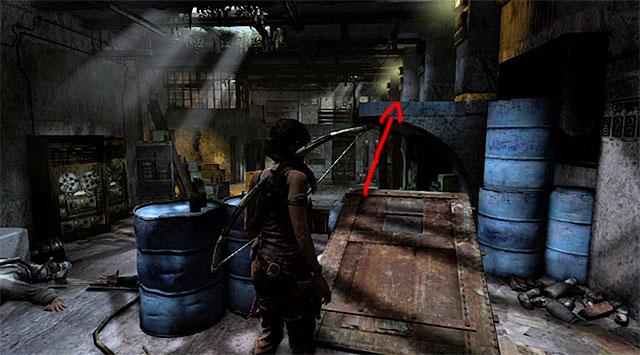 CAMPSITE 1/1 - MAP ROOM - Campsites | Collectibles: Mountain Base - Collectibles: Mountain Base - Tomb Raider Game Guide
